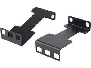 StarTech RDA1U Rail Depth Adapter Kit for Server Racks - 1U