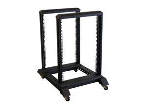 Norco R4-15U 15U 4 Post Open Frame Steel Rack