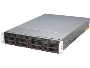 SUPERMICRO SYS-6028R-WTR 2U Rackmount Server Barebone Dual Socket R3 (LGA 2011) Intel C612 DDR4 2400 / 2133 / 1866 / 1600 MHz ECC SDRAM 72-bit