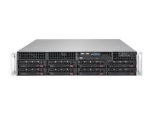 SUPERMICRO SYS-6029P-TRT 2U Rackmount Server Barebone Dual LGA 3647 Intel C622 DDR4 2666 / 2400 / 2133 MHz ECC SDRAM