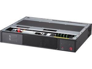 SUPERMICRO SYS-E300-9A-8CN10P Mini-1U Server Barebone FCBGA 1310 2400 / 2133 / 1866 MHz ECC DDR4 ECC RDIMM and ECC / Non-ECC UDIMM