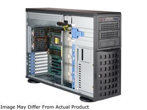 SUPERMICRO AS-4023S-TRT Tower / 4U Rackmountable Server Barebone Socket SP3 DDR4 2666 MHz Registered ECC, 240-pin gold-plated DIMMs