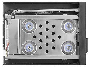 "iStarUSA T-35K25V-SA 3.5"" to 1x 2.5"" SATA I/II/III Trayless Hot-Swap Cage with Anti-vibration"