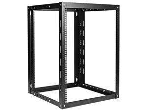 iStarUSA WOM1580-P1U 15U 800mm Adjustable Wallmount Server Cabinet with 1U Cover Plate