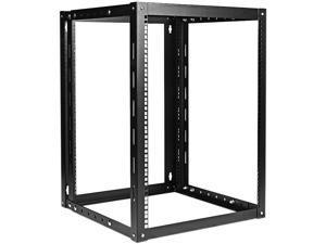 iStarUSA WOM1580-P2U 15U 800mm Adjustable Wallmount Server Cabinet with 2U Cover Plate