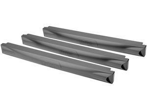 TRIPP LITE SR1UPANEL10 1U Blanking Panel Kit (10 pieces; toolless mounting.)