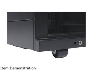TRIPP LITE SRCASTER Heavy-Duty Rolling Caster Kit for SR4POST