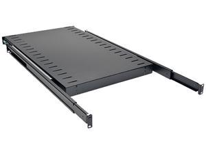 Tripp Lite SmartRack Standard Sliding Shelf, 50 lb. Capacity (SRSHELF4PSL)