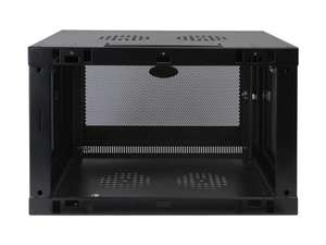 Tripp Lite 9U Wall-Mount Rack Enclosure Cabinet, Switch-Depth (SRW9U)