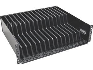 Tripp Lite 3U Rack-Mount Configurable Storage Shelf for Personal Electronics