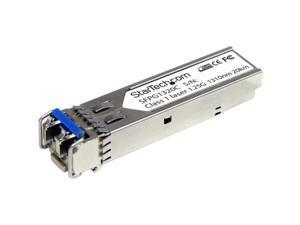 StarTech.com SFPG1320C Cisco GLC-LH-SMD Compatible SFP Module -1000BASE-LH Fiber Optical Transceiver - SFPG1320C