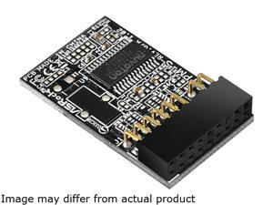 AsRock Rack TPM2-S Accessory TPM 2.0 Module TPM Module NUVOTON NPCT650 17 Pin