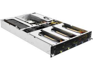Asrock Rack 2U4G-C621WS 2U Rackmount Server Barebone Dual Socket Intel Xeon Scalable C621