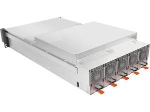 Asrock Rack 3U10G-F/C621 3U Rackmount Server Barebone Dual Socket LGA3647 Intel C621 10 GPU