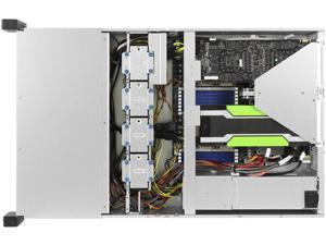 Asrock Rack 2U2G/C622 2U Rackmount Server Barebone Dual Socket LGA3647 Intel C622 2 GPU
