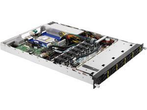 Asrock Rack 1U10E-ROME/2T 1U Rackmount Server Barebone Singal Socket SP3 (LGA4094) AMD EPYC 7002 series NVME Storage