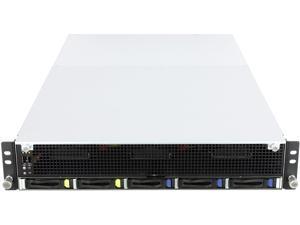 Asrock Rack 2U4G-EPYC-2T 2U Rackmount Server Barebone AMD EPYC 7000 series 4 GPU 10G base-T