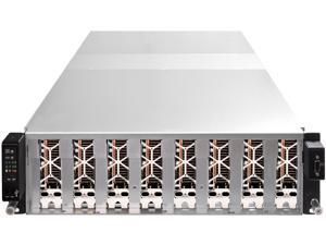 Asrock Rack 3U8G+ 3U Rackmount Server Barebone Dual Socket R3 (LGA2011) Intel C612  8GPU