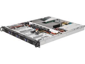 Asrock Rack 1U4LW-X570/2L2T RPSU 1U Rackmount Server Barebone AMD AM4 Ryzen PGA 1331 X570 4x3.5 HDD 450W Redundant Power Supply Dual 10G