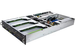 Asrock Rack 2U4G-ROME/2T 2U Rackmount GPU Barebone AMD SP3 LGA4094 EPYC 7002/7001 series 4 GPU 10G base-T