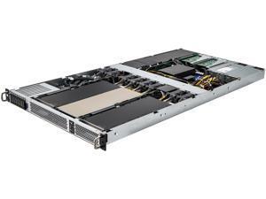 Asrock Rack 1U4G-ROME 1U Rackmount GPU Barebone AMD SP3 LGA4094 EPYC 7002 series 4 GPU Dual 1 GbE