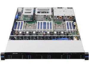Asrock Rack RM138-C622LM/4L 1U Rackmount Server Storage Barebone Intel Xeon Scalable LGA3647 C622 4x3.5 HDD 800W Redundant Power Supply