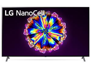 "LG NanoCell 90 Series 2020 55"" Class 4K Smart UHD NanoCell TV with AI ThinQ, 55NANO90UA (2020)"