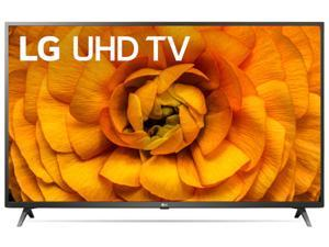 LG NanoCell 85 Series 55 inch Class 4K Smart UHD NanoCell TV w/ AI ThinQ (55NANO85UNA, 2020)