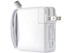20V 4.25A 85W Replacement MagSafe2 Power Adapter for Apple MacBook Pro 13inch 15in 17inch Charger ((Mid 2012 & After) A1398 A1424 MD506LL/A