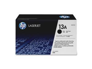 HP 13A LaserJet Toner Cartridge - Black