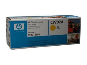HP 121A LaserJet Toner Cartridge - Yellow