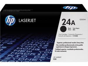 HP 24A LaserJet Toner Cartridge - Black