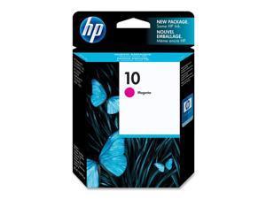 HP 10 Ink Cartridge - Magenta