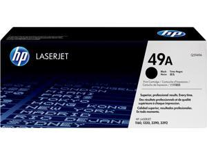 HP 49A LaserJet Toner Cartridge - Black