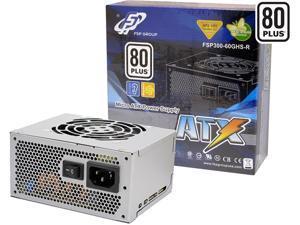 FSP 300W SFX12V 80 PLUS Certified Power Supply Intel Haswell Ready (FSP300-60GHS-R)