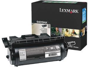 Lexmark 64015HA High Yield Return Program Toner Cartridge - Black