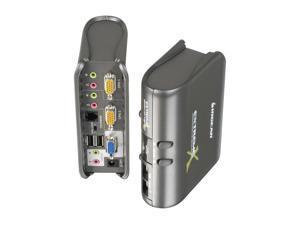 IOGEAR MiniView GCS1732 Extreme Multimedia KVMP Switch w/Cables