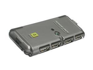 IOGEAR GUH274 4-Port Hi-Speed USB 2.0 Hub
