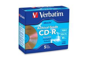 Verbatim Archival Grade 52x CD-R Media