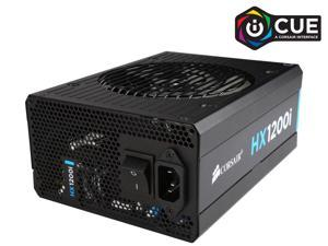 CORSAIR HXi Series HX1200i 1200W 80 PLUS PLATINUM Haswell Ready Full Modular ATX12V & EPS12V SLI and Crossfire Ready Power Supply with C-Link Monitoring and Control