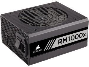CORSAIR RMx Series RM1000X 1000W 80 PLUS GOLD Haswell Ready Full Modular ATX12V & EPS12V Power Supply SLI and Crossfire Ready, CP-9020094-NA