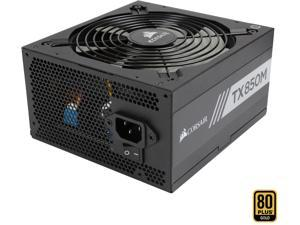 CORSAIR TX-M Series TX850M CP-9020130-NA 850W ATX12V v2.4 / EPS 2.92 80 PLUS GOLD Certified Semi-Modular Power Supply