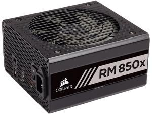 CORSAIR RMx Series RM850x CP-9020180-NA 850W ATX12V / EPS12V 80 PLUS GOLD Certified Full Modular Power Supply