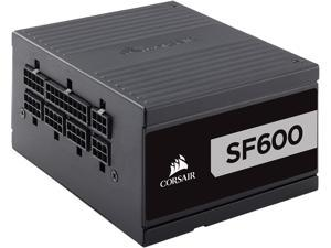 CORSAIR SF Series SF600 CP-9020182-NA 600W SFX 80 PLUS PLATINUM Certified Full Modular Power Supply