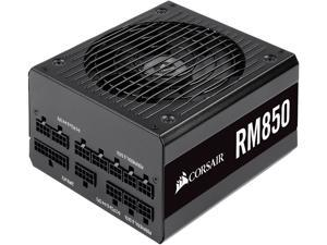 CORSAIR RM Series RM850 CP-9020196-NA 850W ATX12V / EPS12V SLI Ready CrossFire Ready 80 PLUS GOLD Certified Full Modular Power Supply