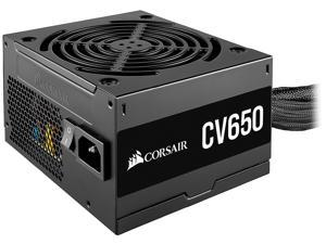 CORSAIR CV Series CV650 CP-9020211-NA 650W ATX12V 80 PLUS BRONZE Certified Non-Modular Power Supply