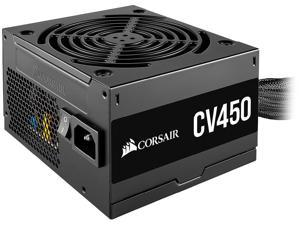 CORSAIR CV Series CV450 CP-9020209-NA 450W ATX12V 80 PLUS BRONZE Certified Non-Modular Power Supply