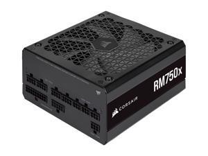 CORSAIR RMx Series (2021) RM750x CP-9020199-NA 750W ATX12V / EPS12V 80 PLUS GOLD Certified Full Modular Power Supply