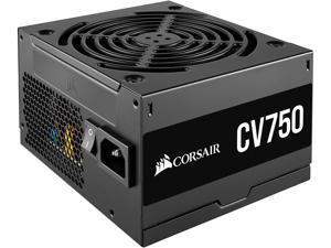 CORSAIR CV series CP-9020237-NA 750W ATX12V / EPS12V 80 PLUS BRONZE Certified Non-Modular CV750 80 PLUS Bronze ATX Power Supply