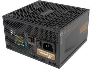 Seasonic PRIME Ultra 650W 80+ Gold Power Supply, Full Modular, 135mm FDB Fan w/Hybrid Fan Control, ATX12V & EPS12V, Compact 140 mm Size, Power On Self Tester, 12 yr Warranty, SSR-650GD2